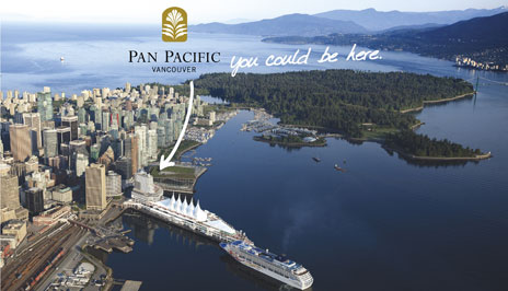 pan pacific an award winning 23 storey downtown waterfront. Black Bedroom Furniture Sets. Home Design Ideas